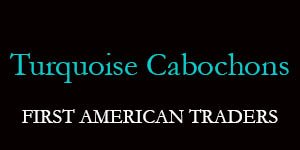 F.A.T Turquoise Cabochons